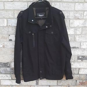 Ticac black denim with liner Jacket